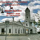Heritage Train Tour - Ballarat Victoria  by judygal