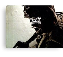 Call of libertad Canvas Print