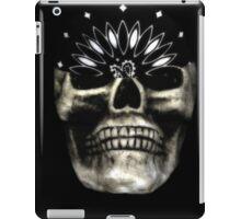 Skull with Bandana iPad Case/Skin