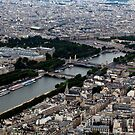 Metropolis Of Paris France by MiImages