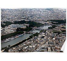 Metropolis Of Paris France Poster