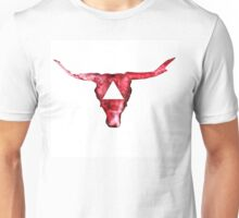 Bull Watercolour Unisex T-Shirt