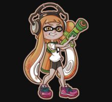 Squid Girl Kids Tee