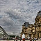 LOUVRE MUSEE by MIGHTY TEMPLE IMAGES