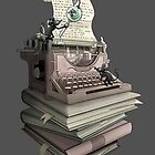 Bookworm by BlancaJP
