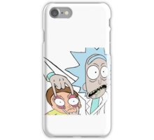 Rick and Morty - 'See that thing?' iPhone Case/Skin