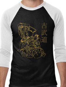 KOBUDO  (古武道)  Men's Baseball ¾ T-Shirt