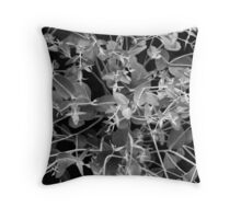 regrowth 2, Victoria. Throw Pillow