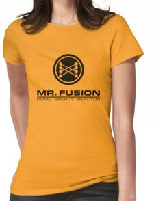 Mr. Fusion Womens Fitted T-Shirt