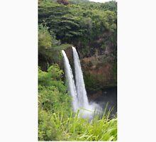 Majestic Hawaii Waterfalls Unisex T-Shirt