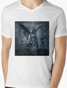 No Title 38 T-Shirt Mens V-Neck T-Shirt