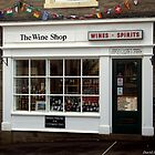 The Wine Shop by David  Barker