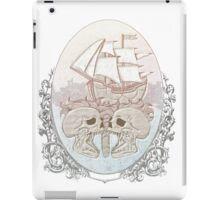 Ship graveyard iPad Case/Skin