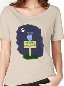A Dark Night Women's Relaxed Fit T-Shirt