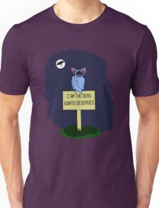 A Dark Night Unisex T-Shirt