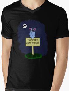 A Dark Night Mens V-Neck T-Shirt