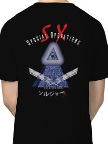 SX Special Operations Classic T-Shirt