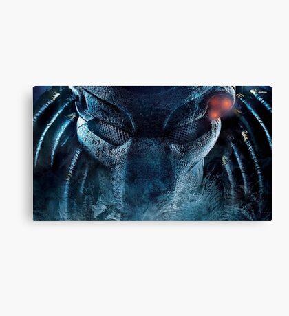 Mortal Kombat: Predator  Canvas Print