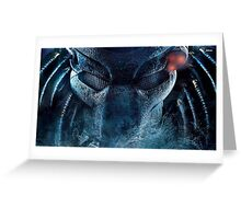 Mortal Kombat: Predator  Greeting Card