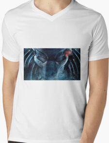 Mortal Kombat: Predator  Mens V-Neck T-Shirt