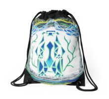 Guardians of the Light Drawstring Bag