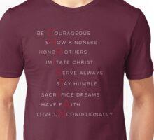 Red Letter Unisex T-Shirt