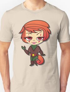 Squirrel Girl by Lady Love T-Shirt