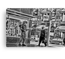 Intersection-3 Canvas Print