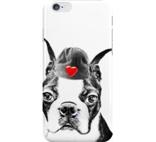 Boston Terrier - Valentines Day iPhone Case/Skin