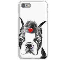 Boston Terrier - Valentines Day iPhone Case/Skin