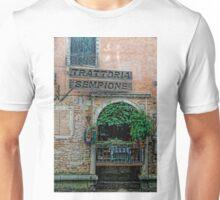 Trattoria Sempione v2 Unisex T-Shirt