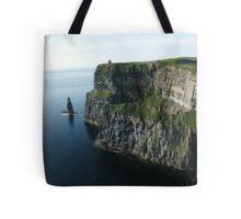 Cliffs of Mohr Tote Bag