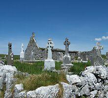 Cemetery-Irish Countryside by Kaitlin Bush
