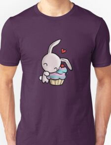 Cupcake Bunny T-Shirt