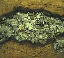 MACHINE - 2003 by JUNIOR OMNI