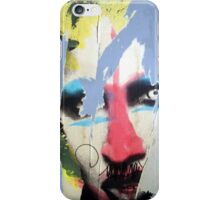 let's see who you are iPhone Case/Skin