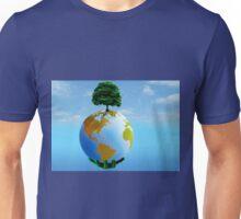 SAFE HANDS Unisex T-Shirt