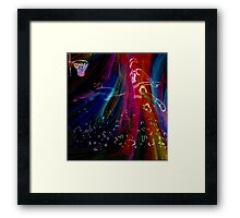 MJ : Learning To Fly Framed Print