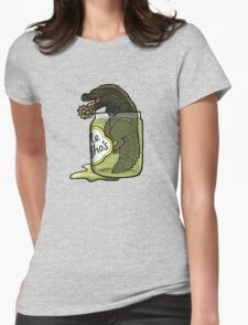 The Terrifying PickleJho Womens Fitted T-Shirt