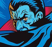 Dracula the Vampire by VorpalVector