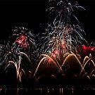Fireworks 14 by David Freeman