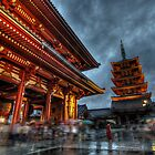 Sensoji 浅草寺 by Phillip Munro