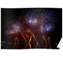 Fireworks 17 Poster
