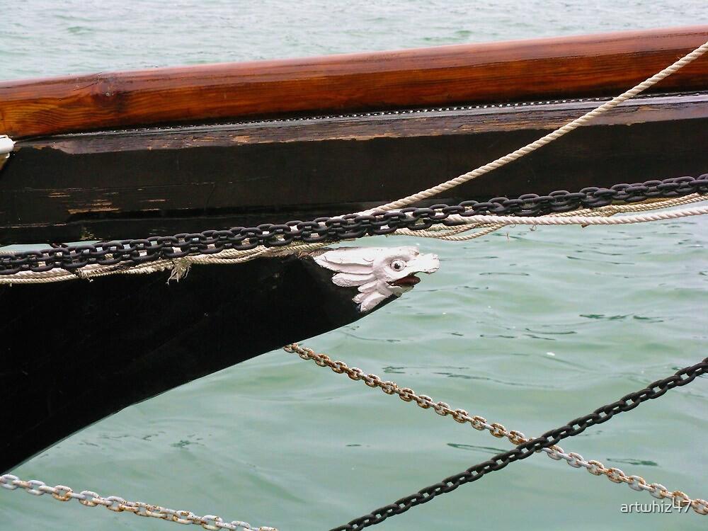 The Black Pearl #2 ~ The Figurehead by artwhiz47