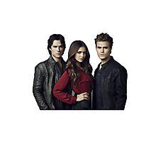The Vampire Diaries Photographic Print