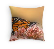 Determined ! Throw Pillow