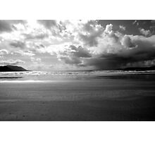 Storm in Dingle Bay, Kerry, Ireland Photographic Print