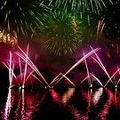 Fireworks 21 by David Freeman