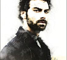 Article Magazine Aidan Turner Special Edition Cover by redsangre