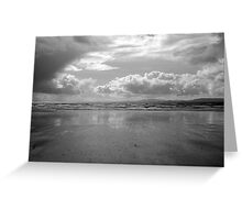 Storm in Dingle Bay, Kerry, Ireland, 2 Greeting Card